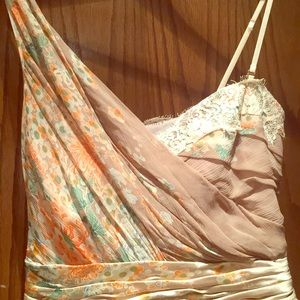 Stunning Foley + Corinna garden party dress